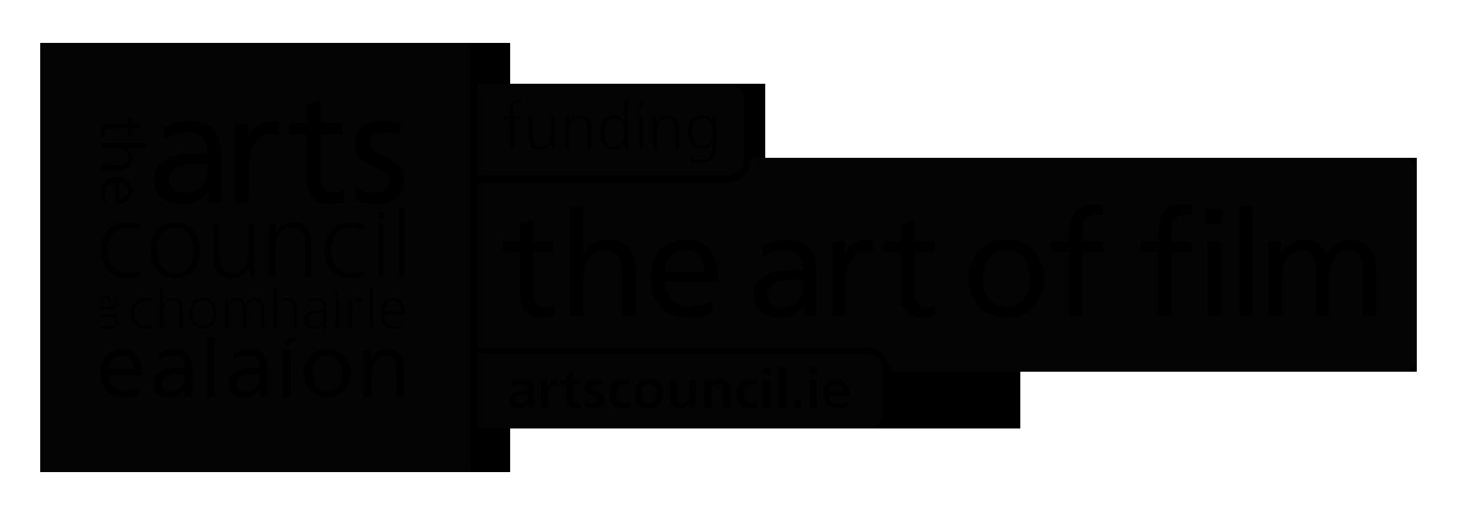 Arts Council Ireland logo