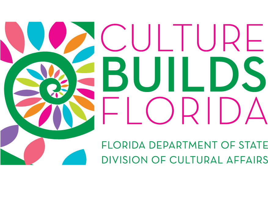 Culture Builds Florida Logo