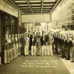 Tampa Theatre Ushers in 1930