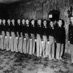Tampa Theatre Ushers in 1945